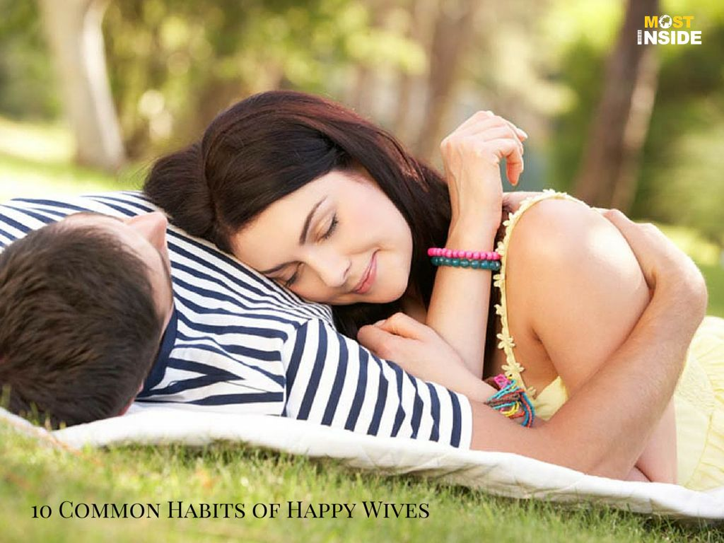 Habits of Happy Wives