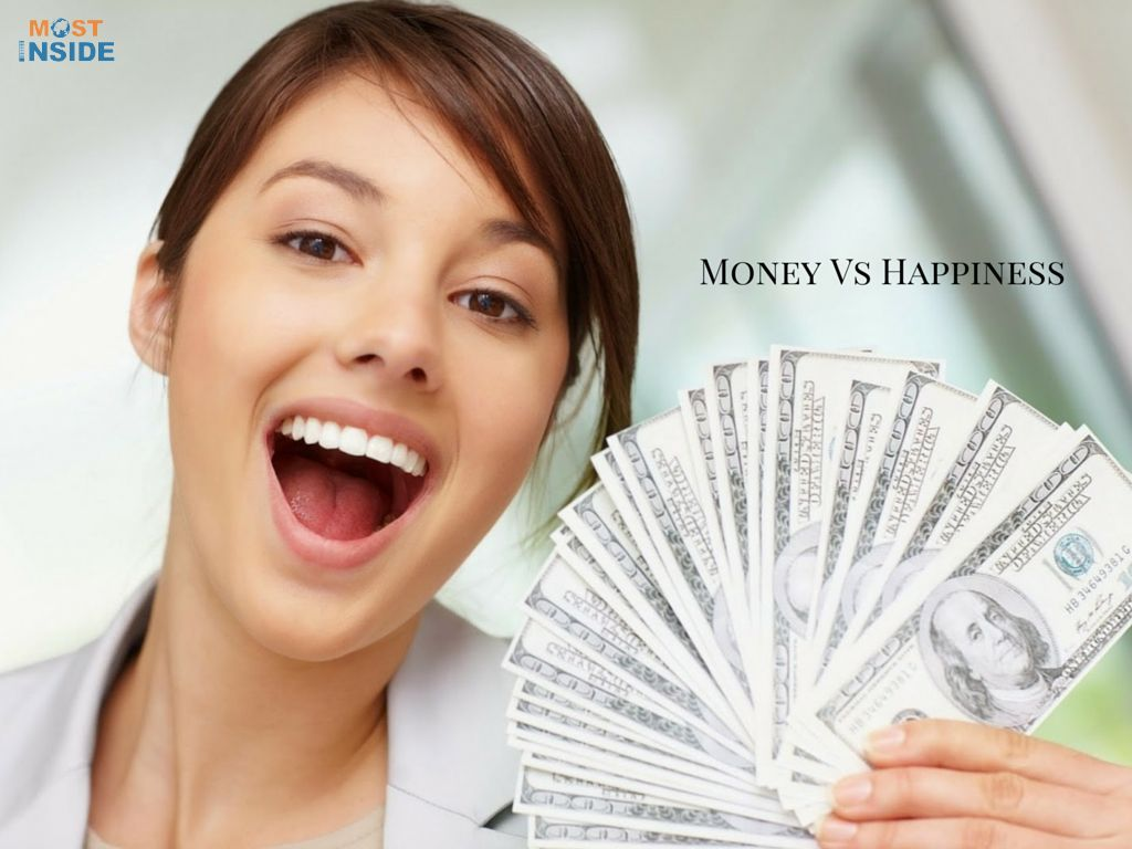 money vs happiness Which would lead to greater happiness — the money or the time for a research project, we put this question to more than 4,000 americans of different ages, income levels, occupations and marital .