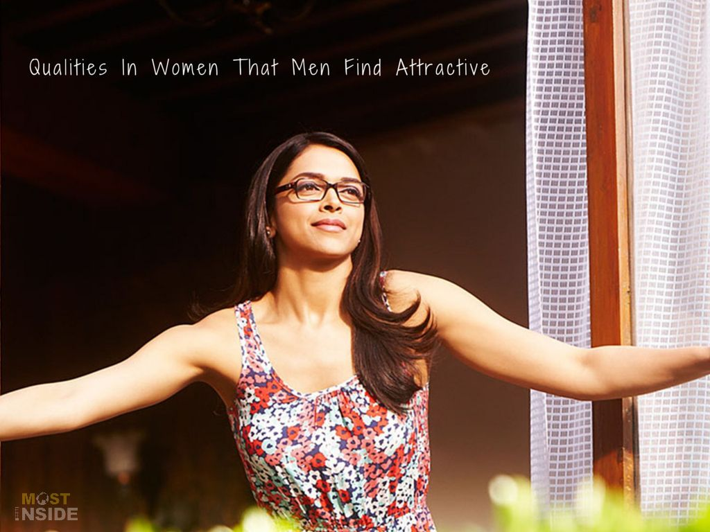 What do women find most attractive in men