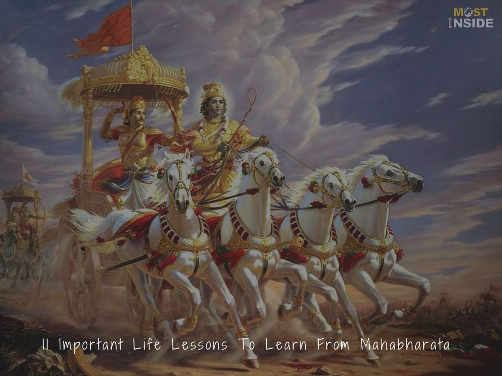 Mahabharata Life Lessons To Learn