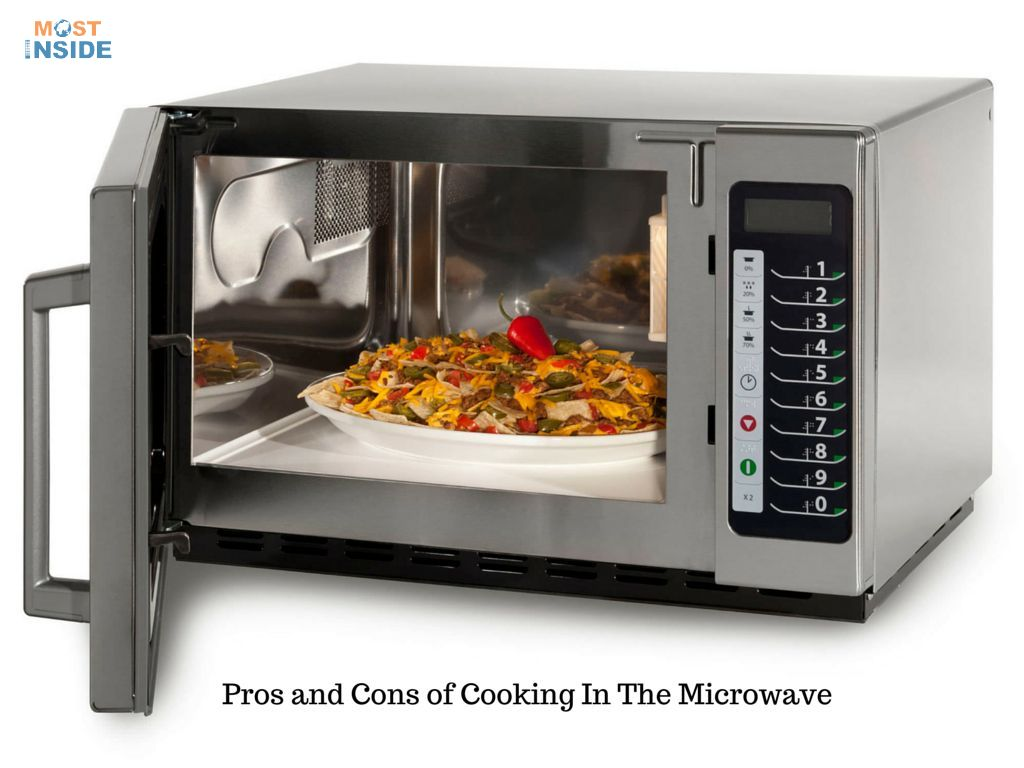 Cooking In The Microwave