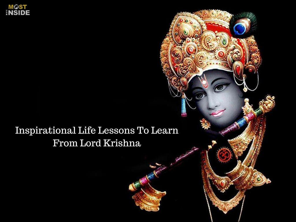Great Wallpaper Lord Mahavishnu - Life-Lessons-To-Learn-From-Lord-Krishna-1024x768  Trends_4338.jpg