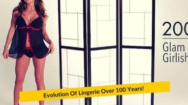 Evolution Of Lingerie