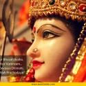 Reciting Gayatri Mantra