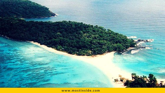 andaman and nicobar islands and corner In 1973 the andaman and nicobar forest and plantation development  the  onge to an area in the island's northeastern corner known as dugong creek,.