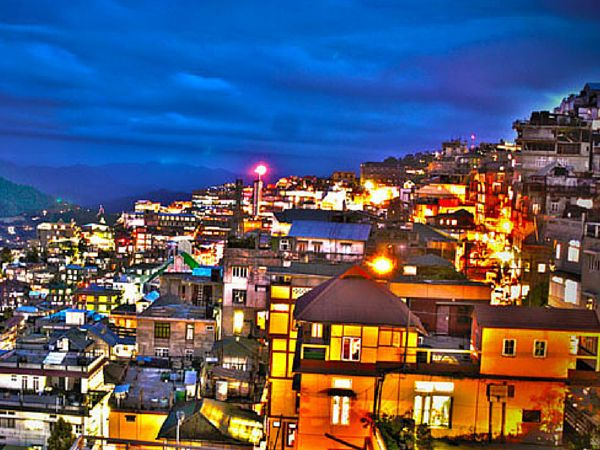 Aizawal Beautiful Place in India