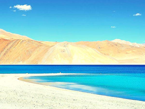 Ladak Lake Beautiful Places in India
