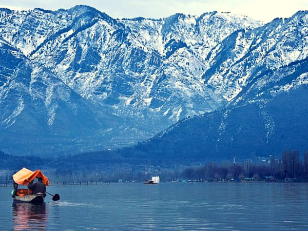 Kashmir Beautiful Place in India