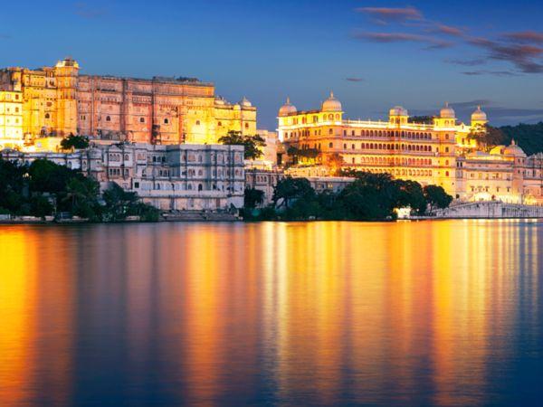 Lake Pichola Beautiful Place in India