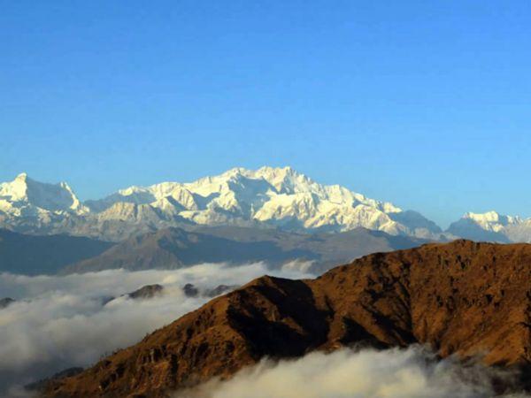 Sandakphu Beautiful Place in India