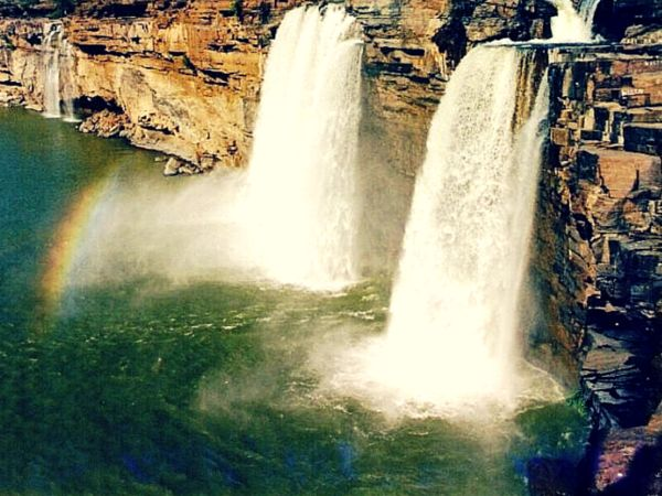 Chitrakoot Falls Beautiful Place in India