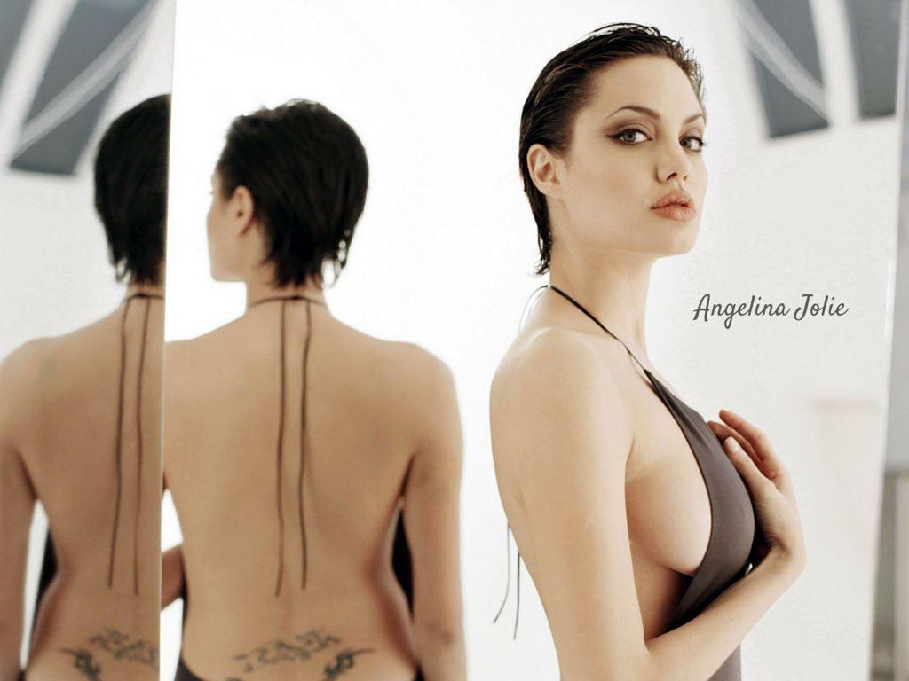 Angelina Jolie Hot Sexy 49