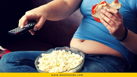 Bad lifestyle habits