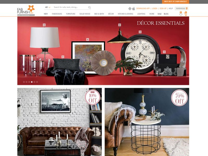 Best furniture store online india for India online furniture store