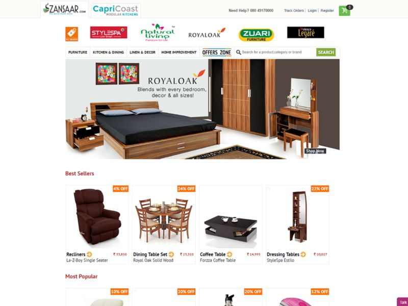 Best furniture sites in india best furniture 2017 for Best furniture sites