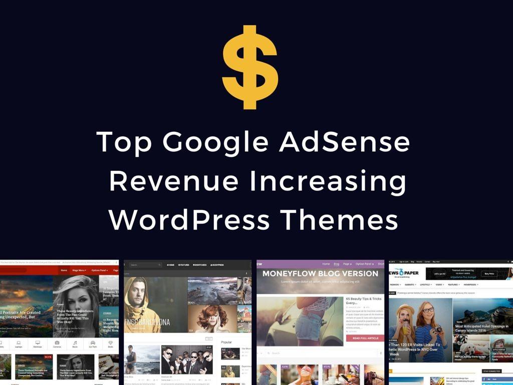AdSense WordPress Themes 2016