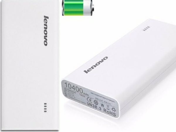 Lenovo PA10400 Power Bank