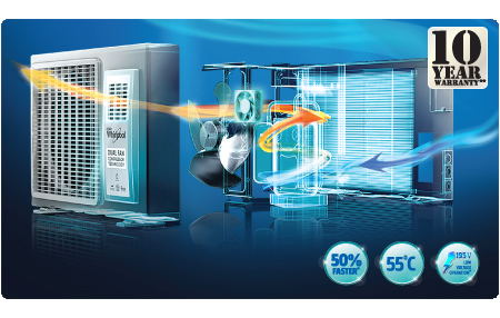 Powerful 3D Cool Xtreme HD Air Conditioners From Whirlpool