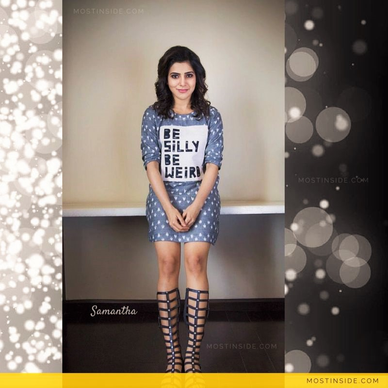 Samantha Ruth Prabhu Shorts