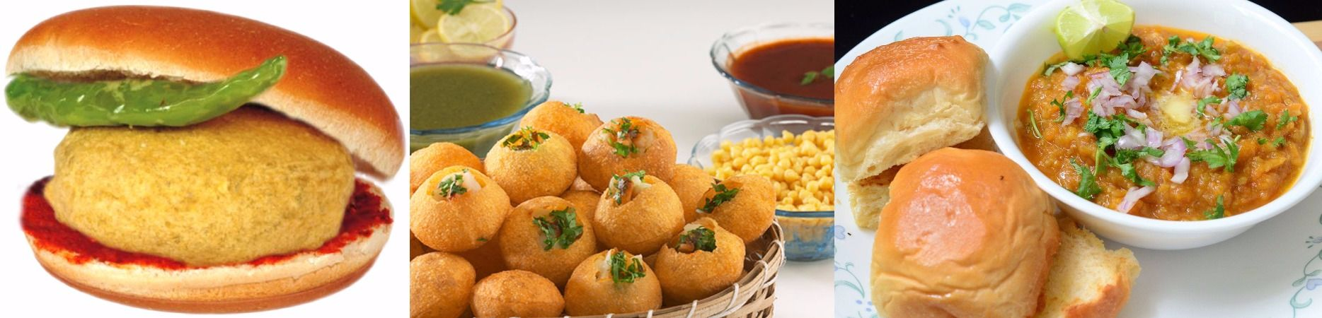 Street Foods of Mumbai
