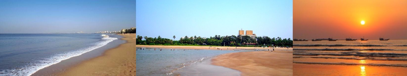 Mumbai Beaches List