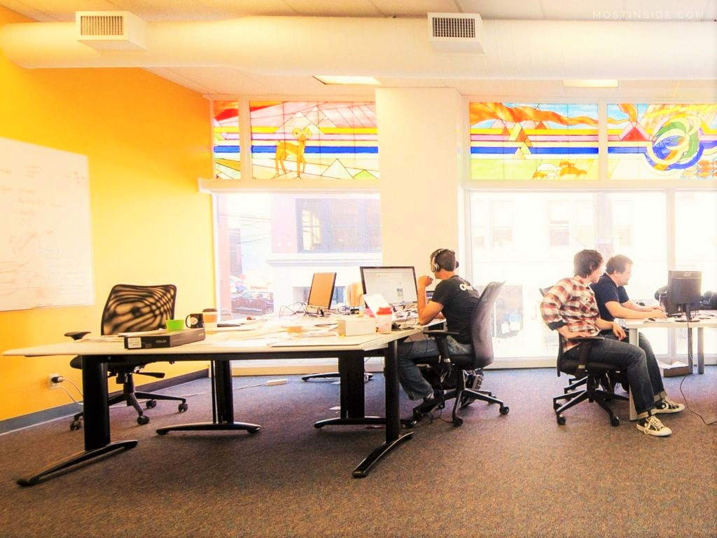 Top 5 Things To Keep In Mind Built A Startup Office