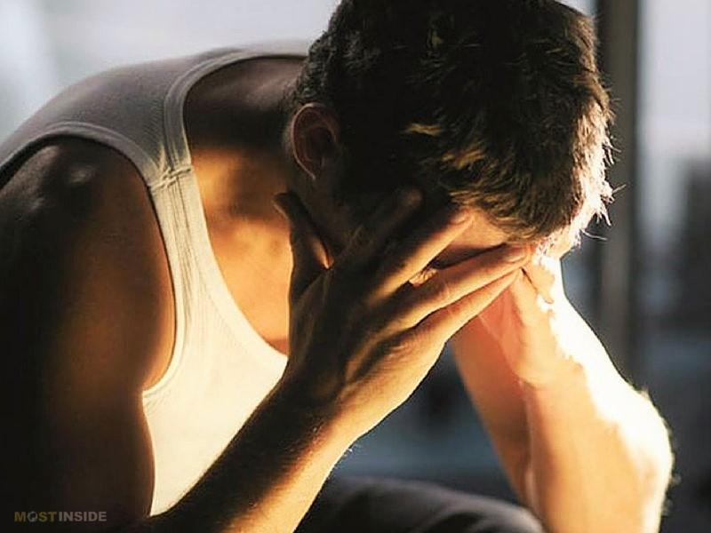 Men With Depression