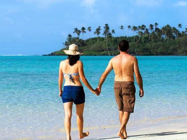 Honeymoon at Lakshadweep