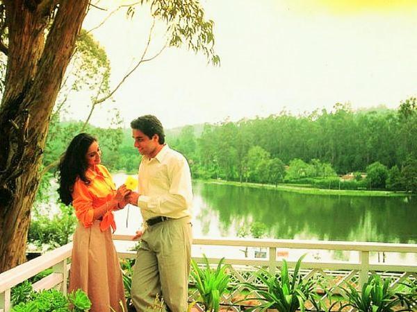 Honeymoon at Ooty