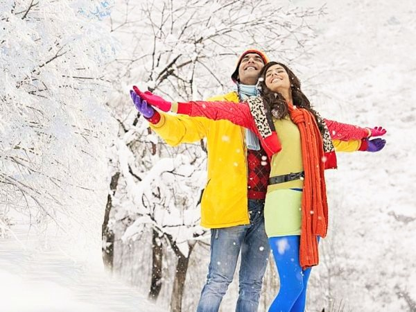 Honeymoon at Shimla