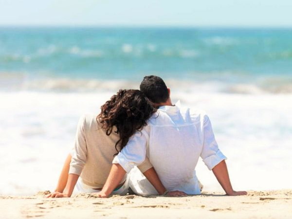 Honeymoon at Goa