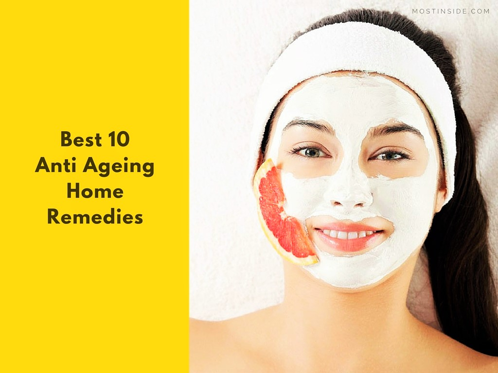 Ageing Home Remedies