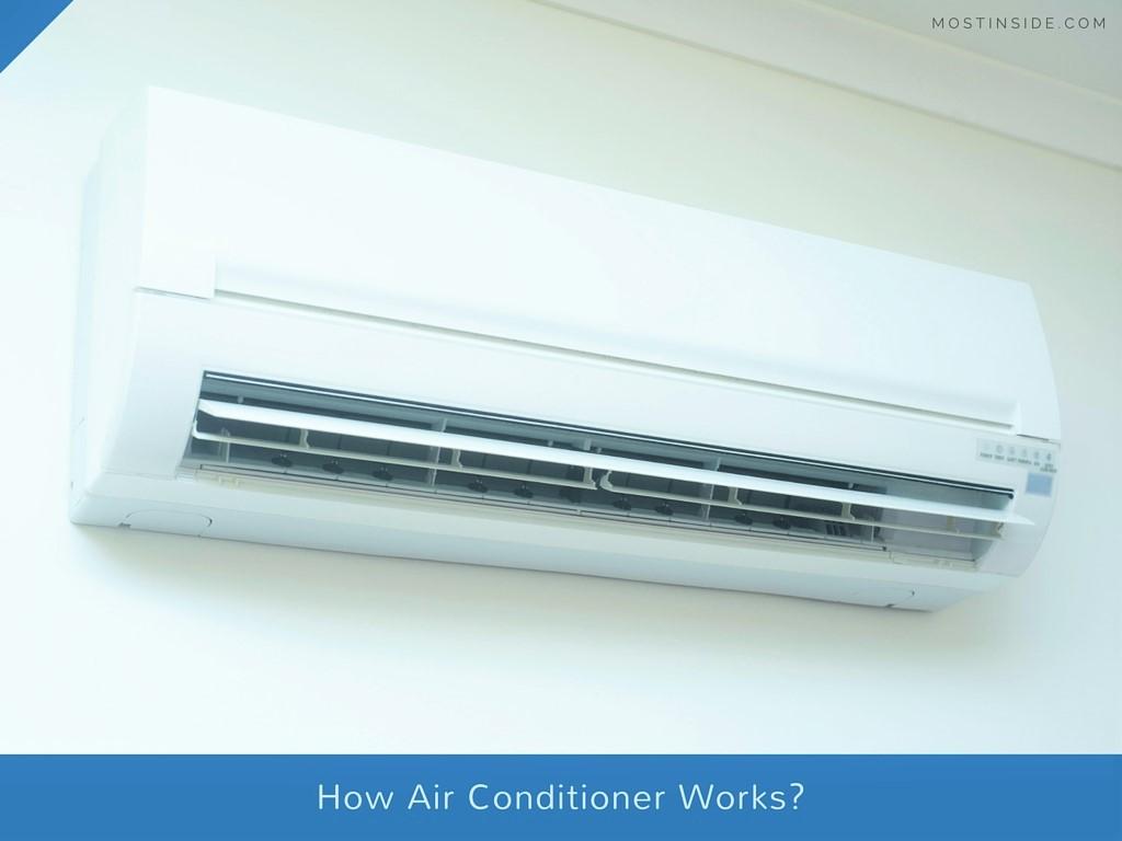 Air Conditioner Working Mechanism