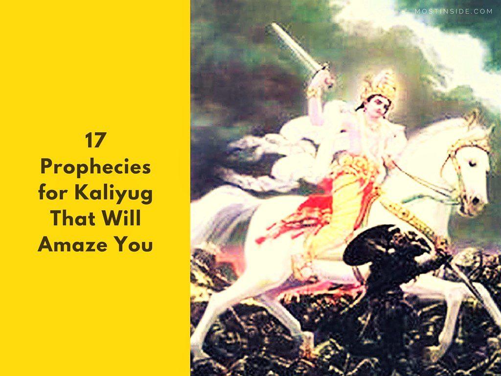 Kaliyug Predictions