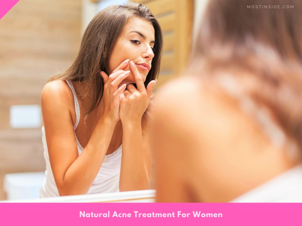 Natural Acne Treatment For Women