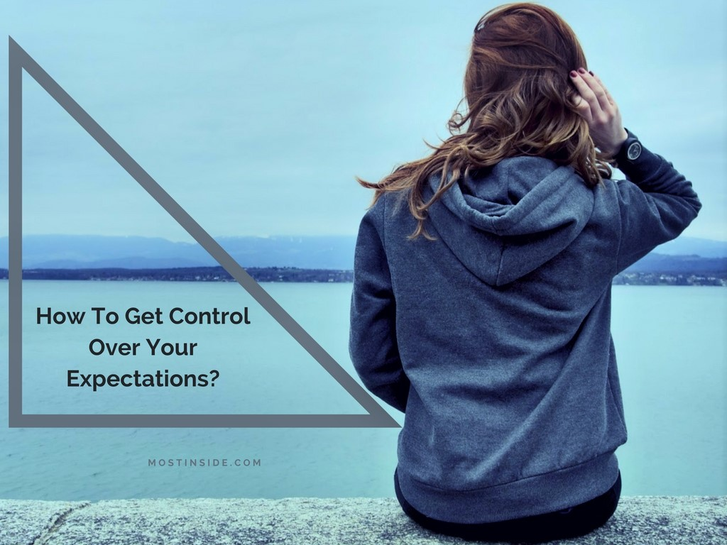 Control Over Your Expectations
