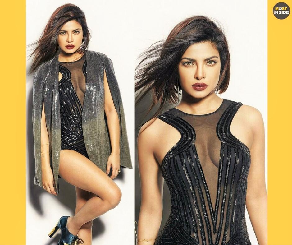 Priyanka Chopra Harpers Bazaar