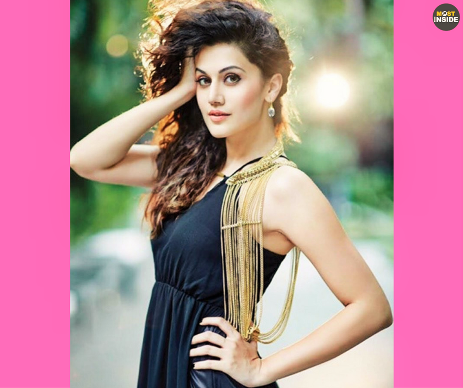 Taapsee Pannu Hot Looks