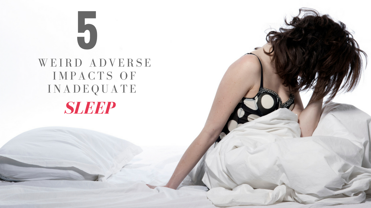 Adverse Impacts Of Inadequate Sleep