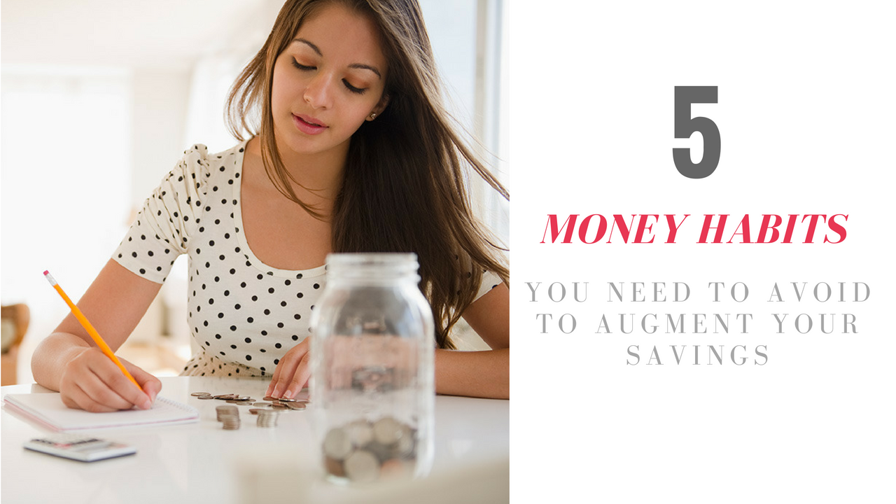 Money Habits You Need To Avoid