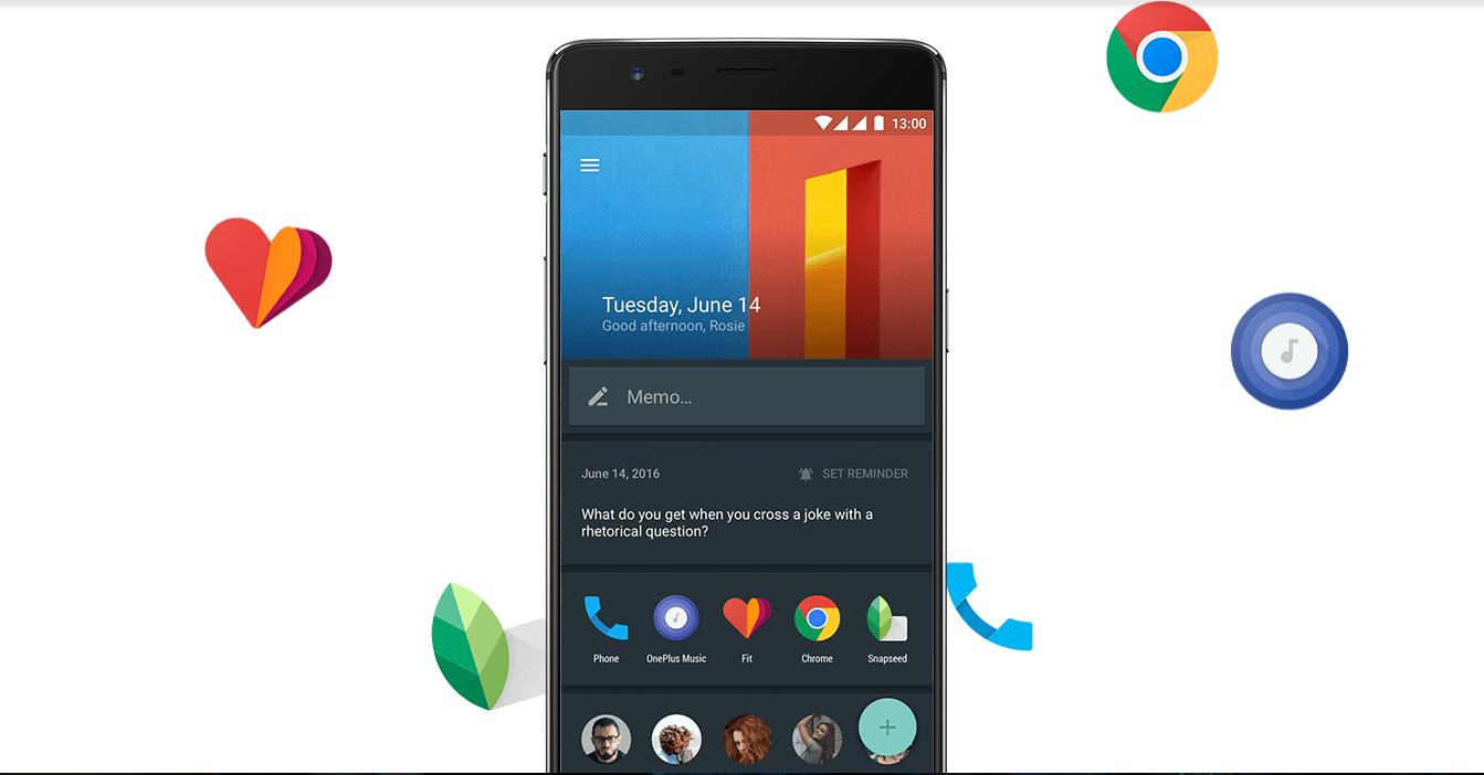 OnePlus 3 OS