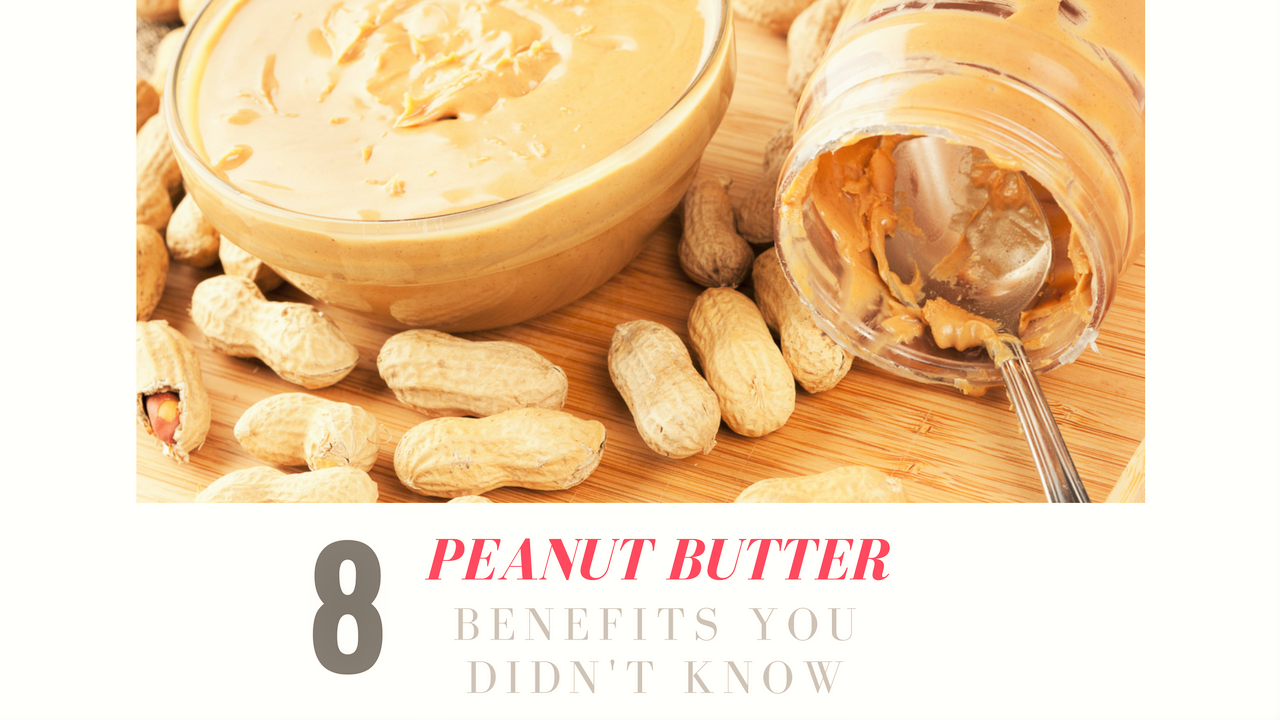 Peanut Butter Healthy Benefits