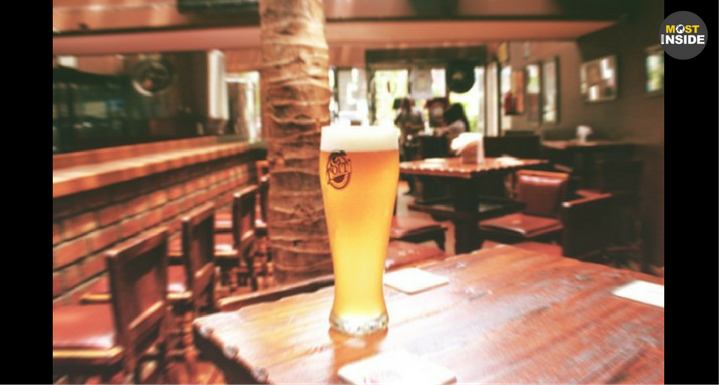 Beer in Bangalore