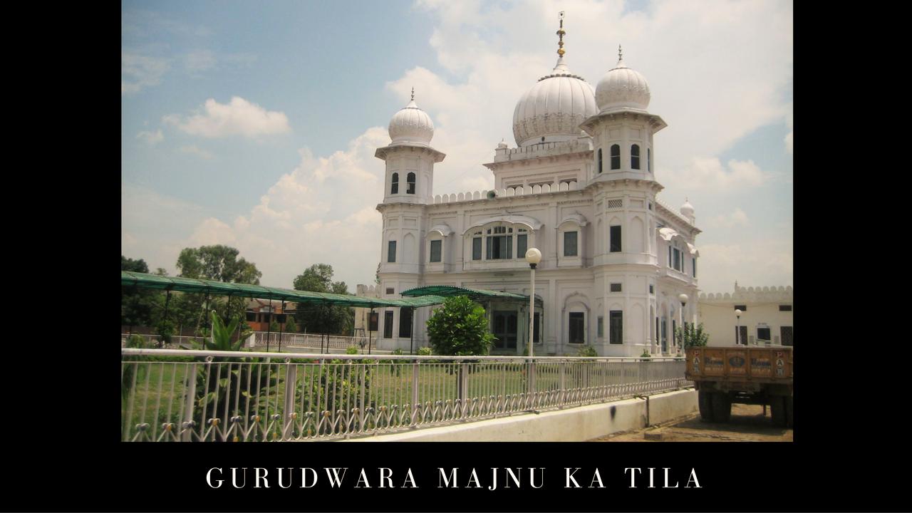 Gurudwara Majnu Ka Tila