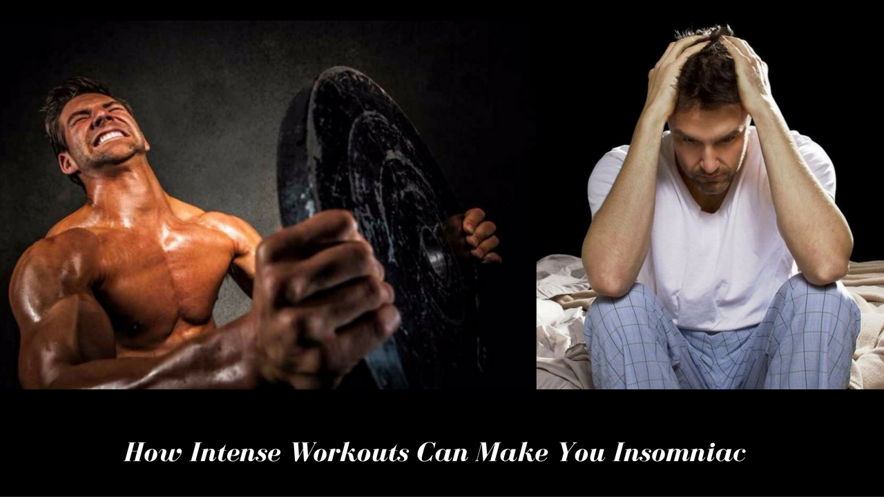 Intense Workouts Effects
