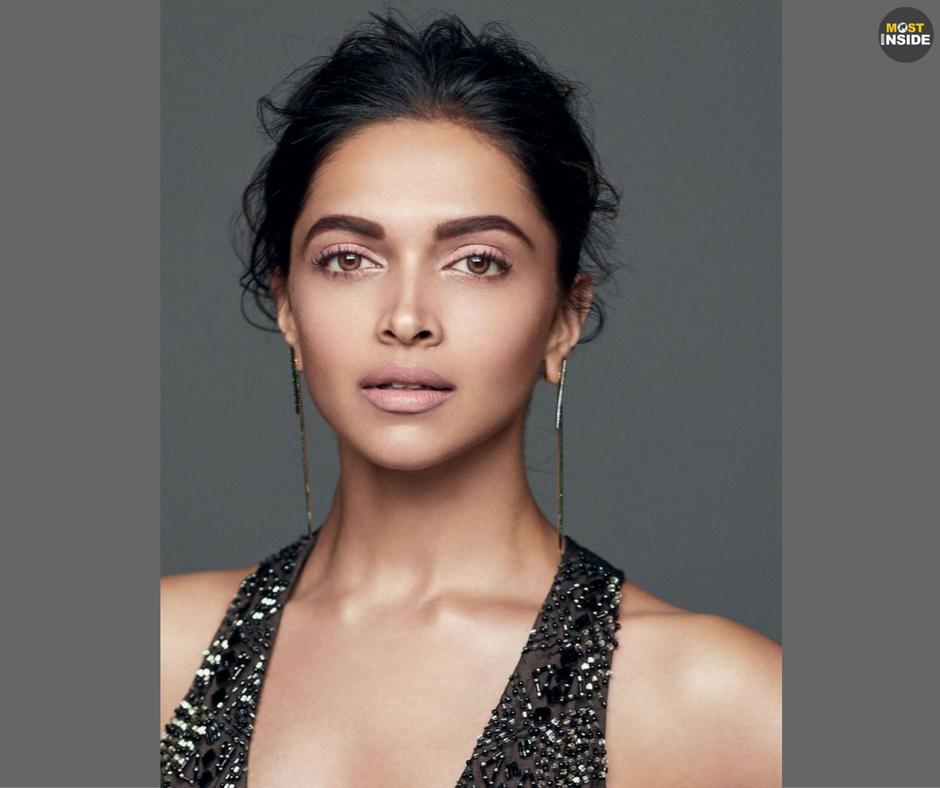 Deepika Padukone ELLE India