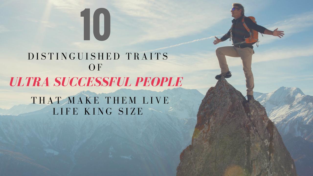 Ultra Successful People