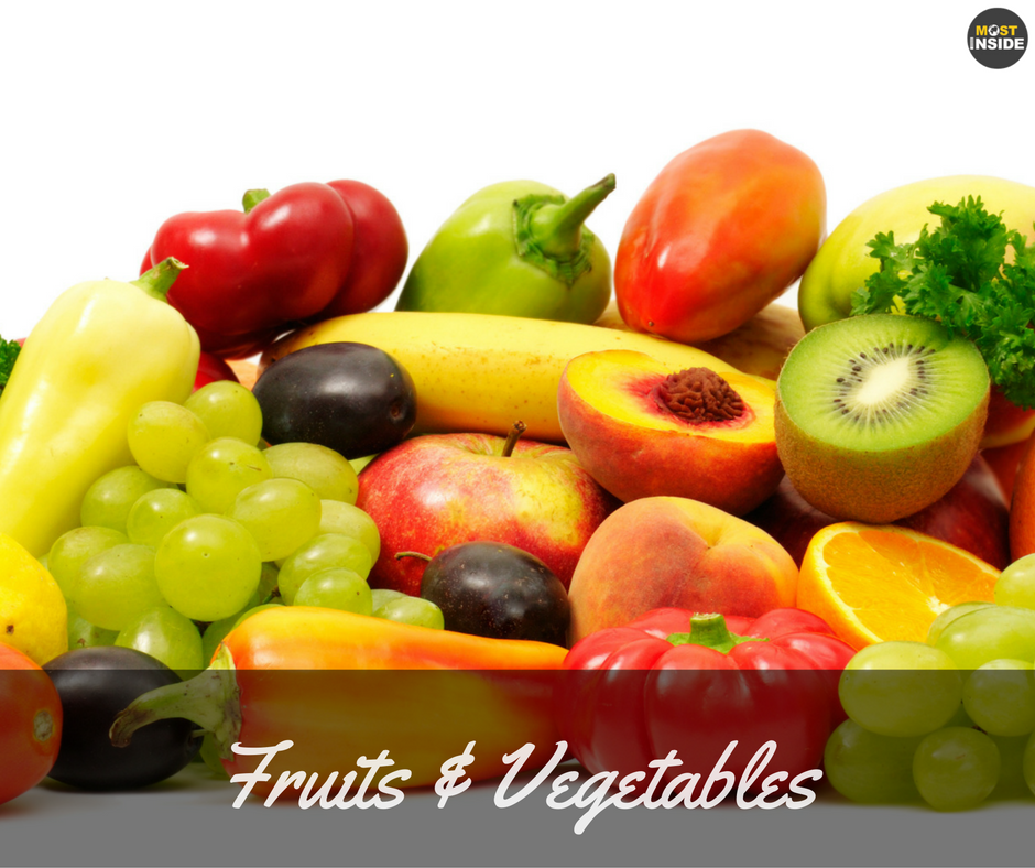 Consume More Fruits & Vegetables