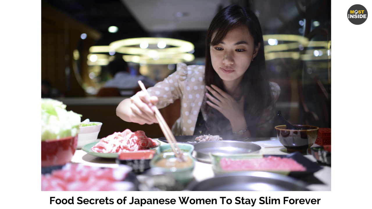 Food Secrets of Japanese Women