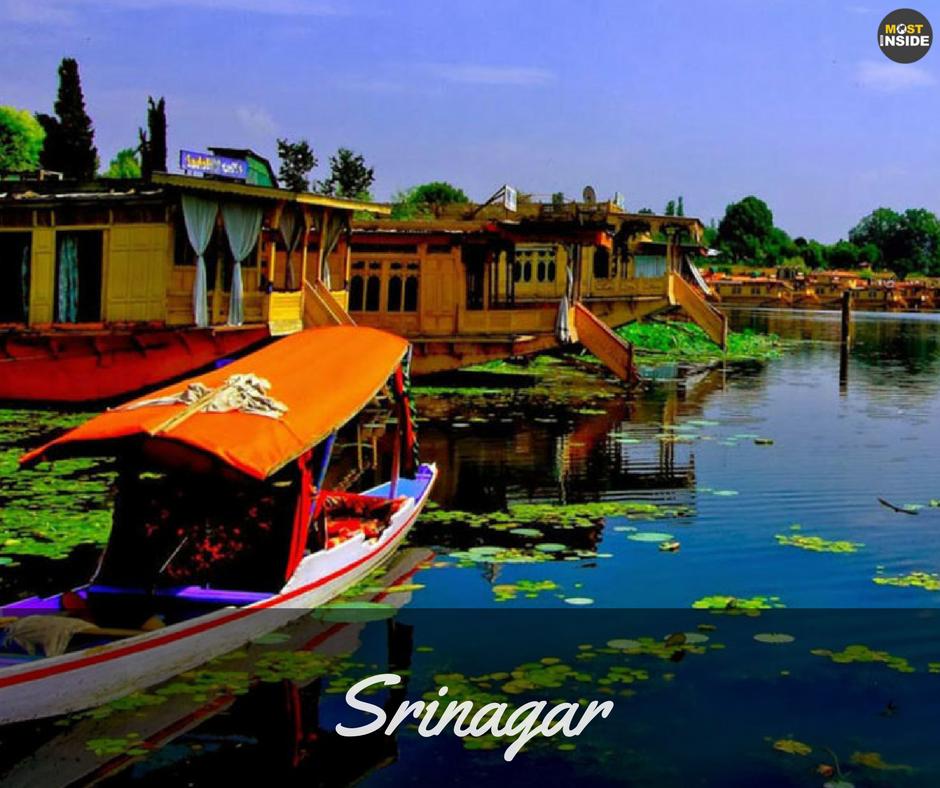 Srinagar Honeymoon